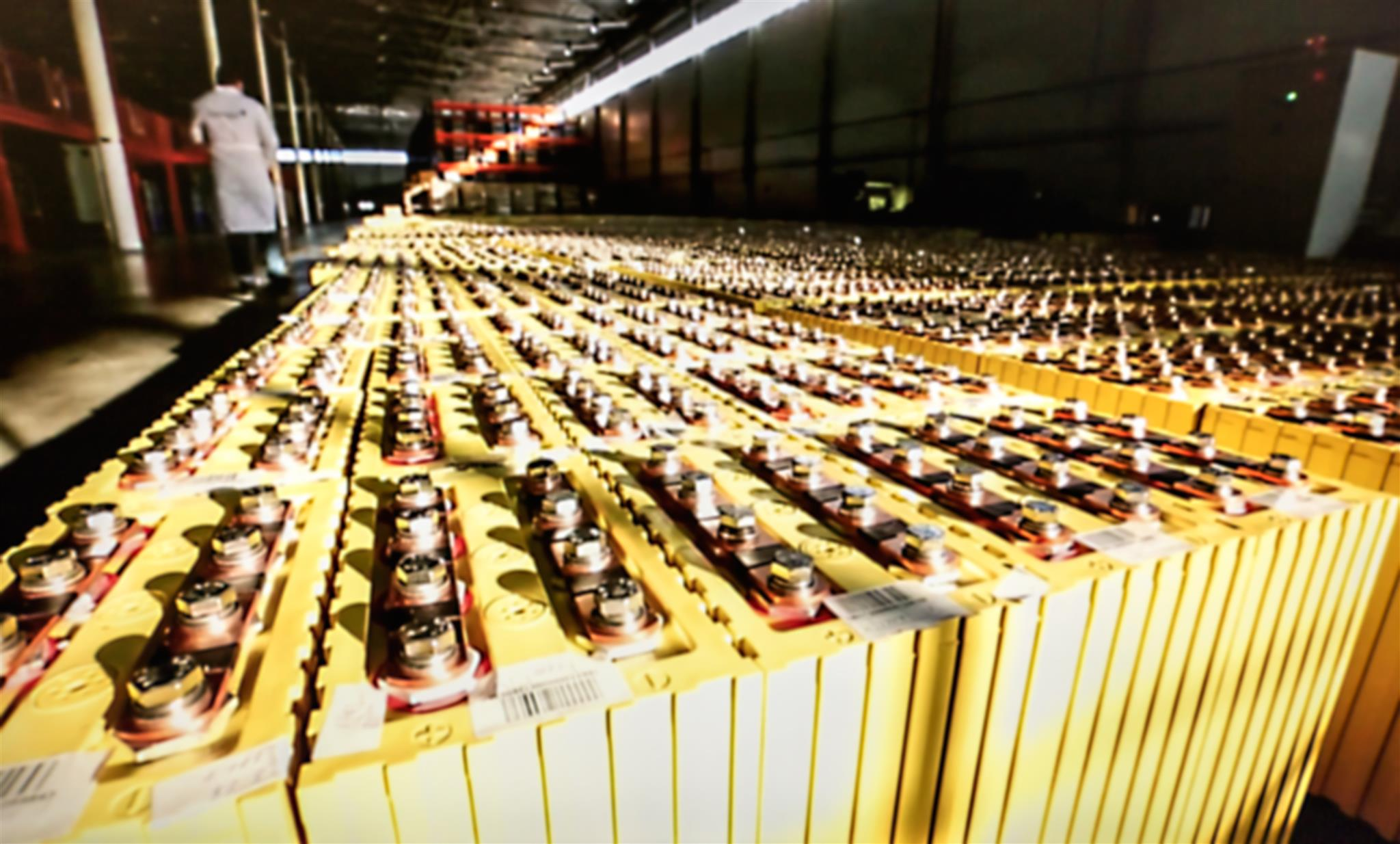 litiumjonbatterier | Biztrends