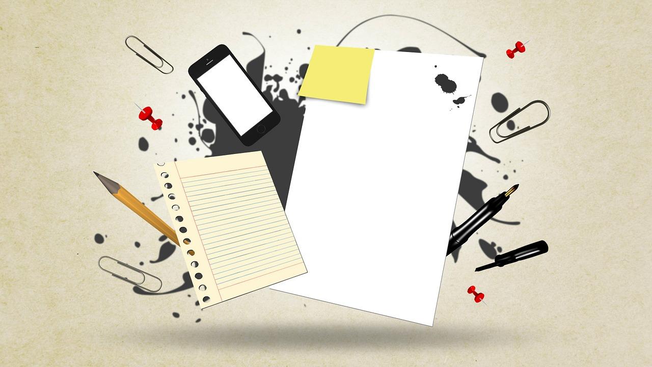 Skapa en ergonomisk arbetsplats med dokumenthållare | Biztrends