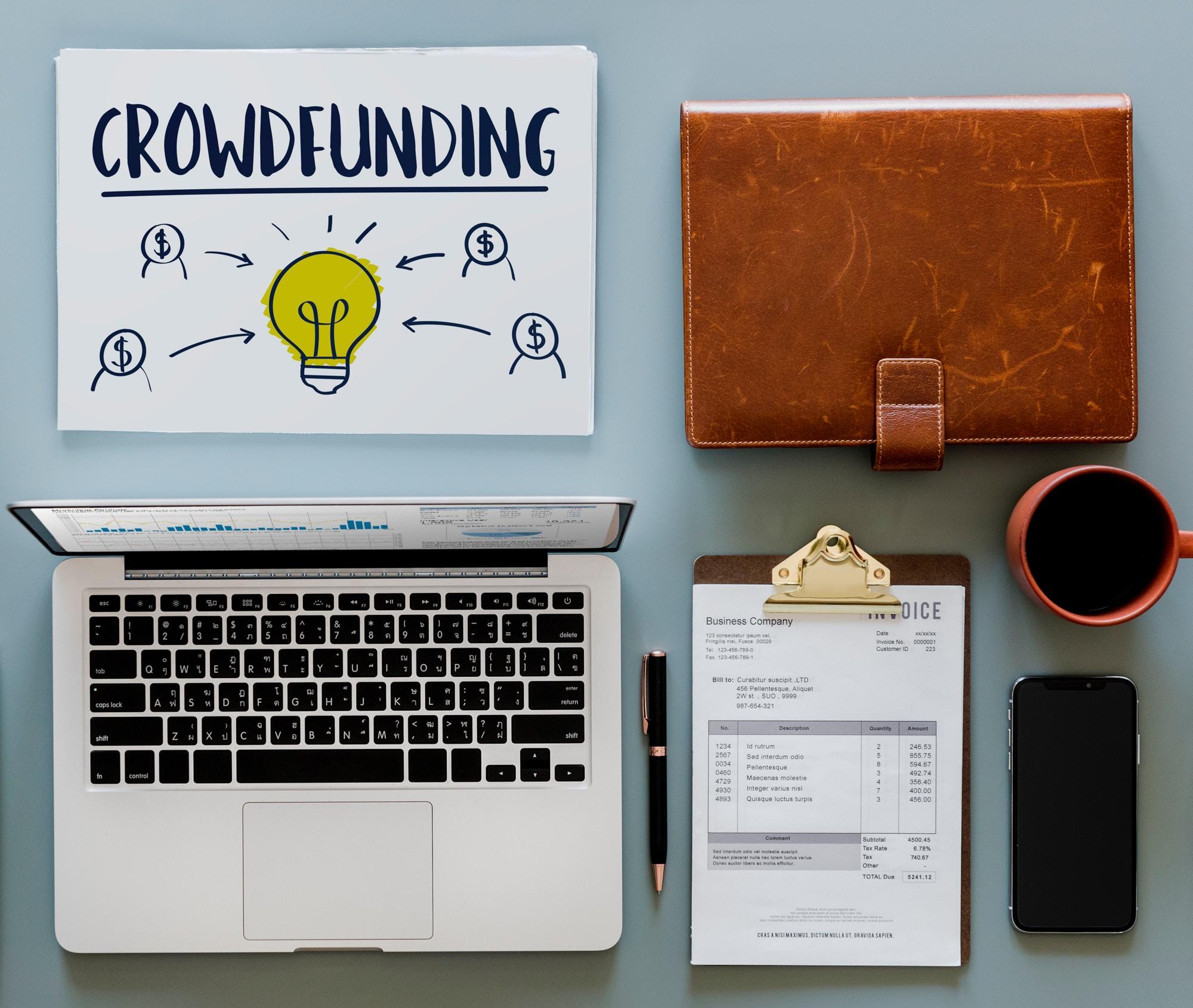 Crowdfunding i Sverige är bra för både företag och privatpersoner