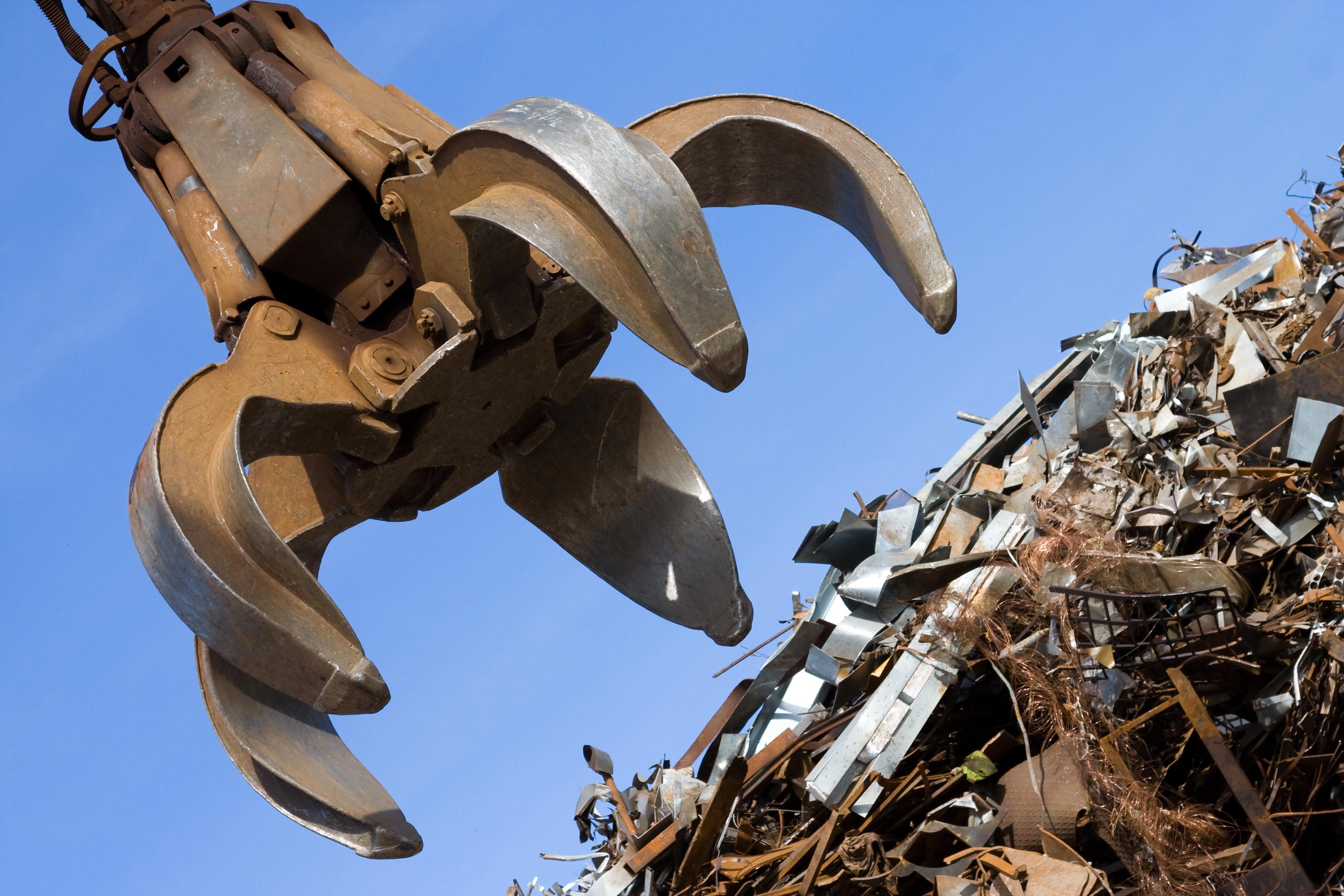 Så går det till att sälja metallskrot för återvinning och därför är det ett mer miljövänligt val | Biztrends