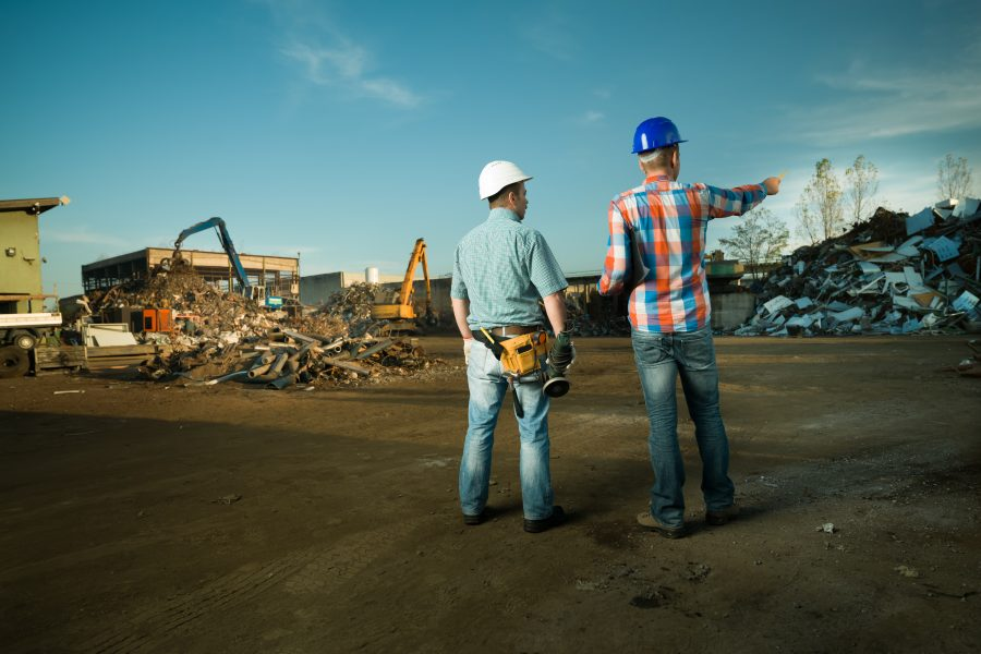 Satsa på smart återvinning för ditt företag