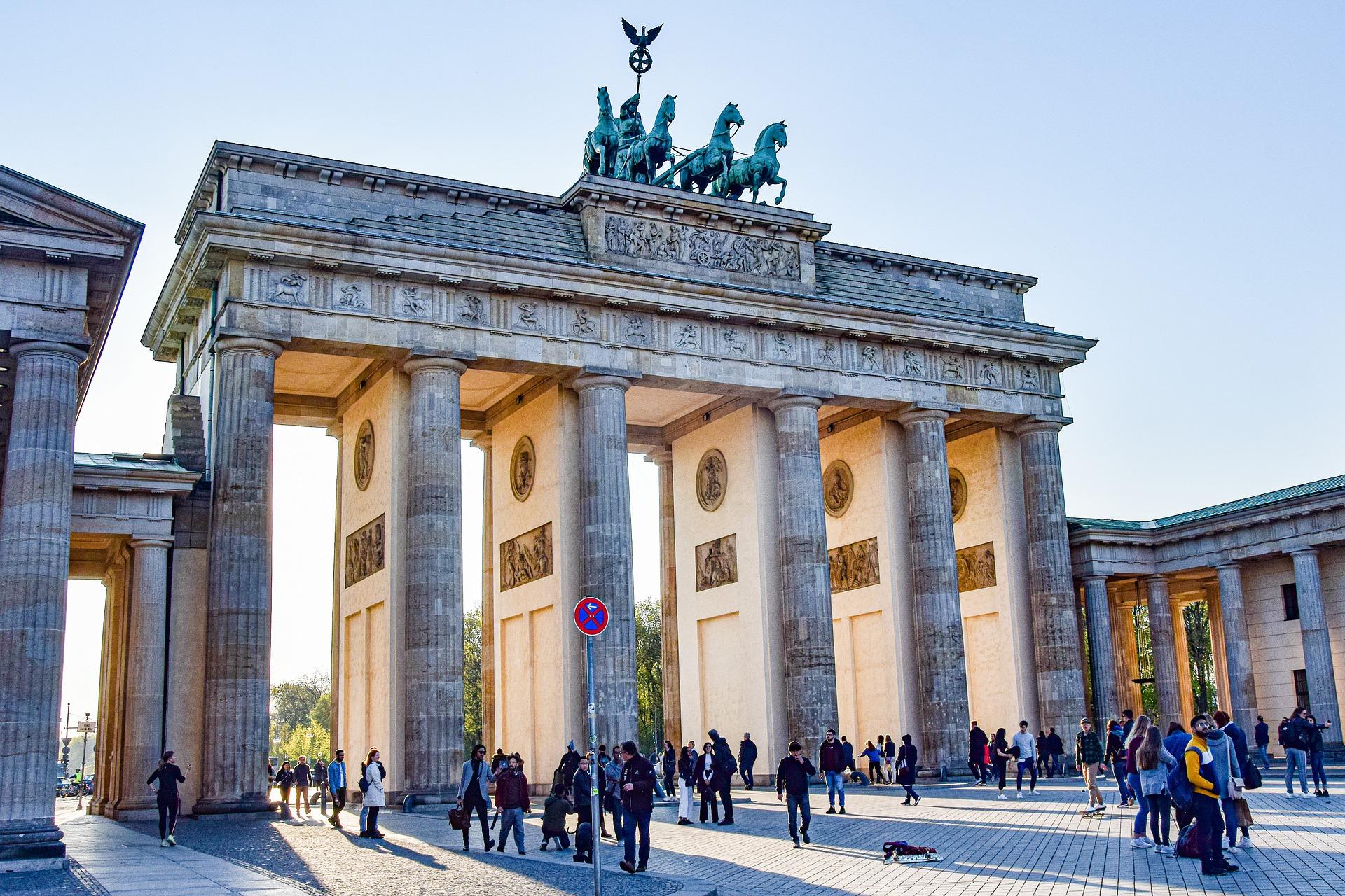 Konferensresa Berlin